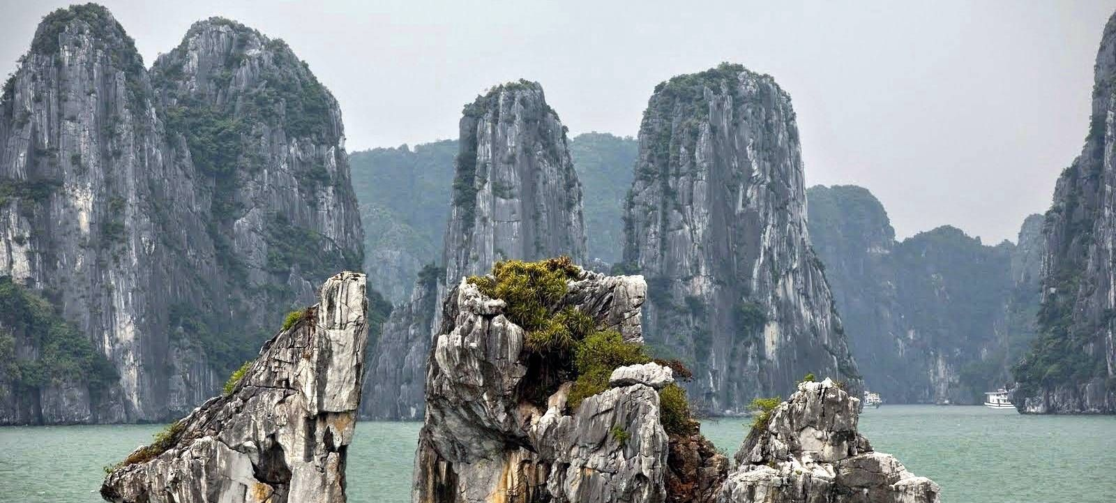 Vietnam is renowned for its beautiful landscape
