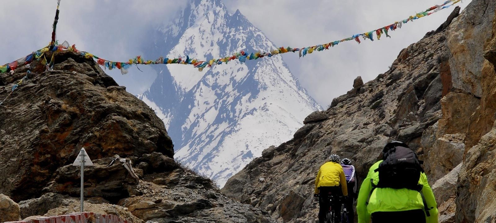 Tibet - Cycling in the Tibetan Plateaus