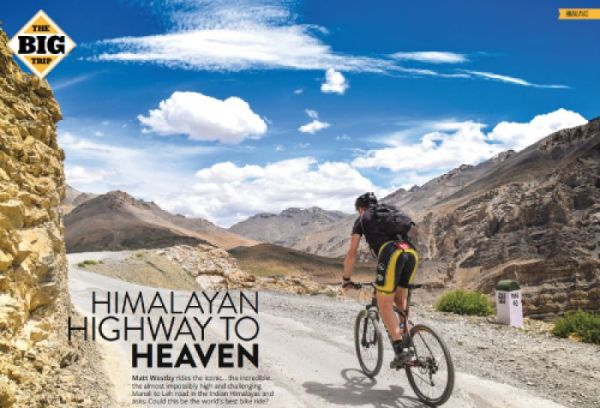 Himalayan Highway To Heaven | redspokes News Article