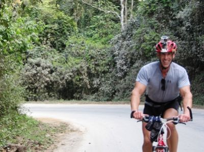 Scooby Werkstatt Cycling on the Thailand & Laos tour with redspokes