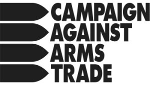 Supported By Campaign Against Arms Trade