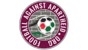Supported By Football against Apartheid