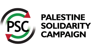 Supported By Palestine Solidarity Campaign