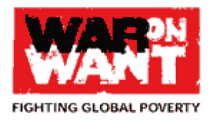 Supported By War On Want