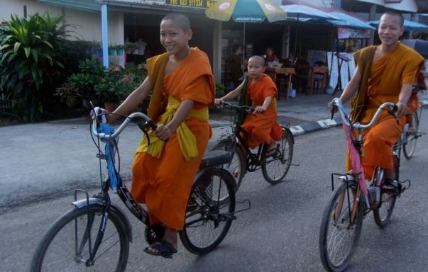 Explore redspokes' Laos  Bicycle Tour