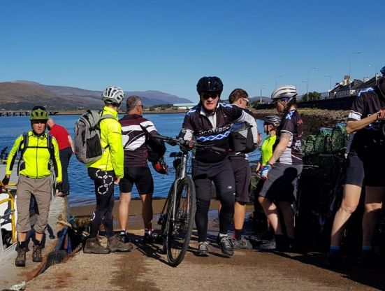 Explore redspokes' Scotland 500 Bicycle Tour