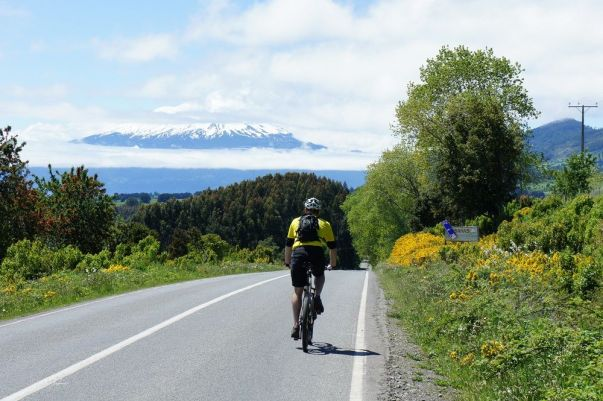 Explore redspokes' Chile & Argentina Bicycle Tour
