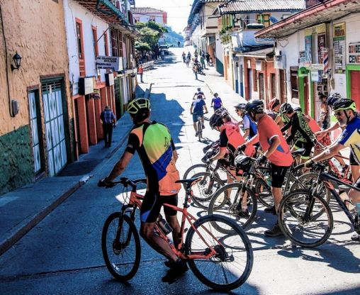 Explore redspokes' Colombia  Bicycle Tour