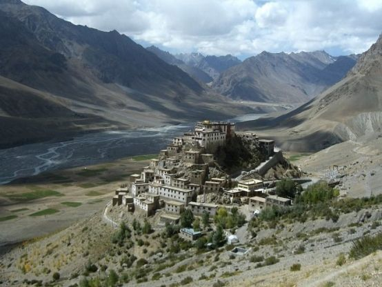 Explore redspokes' India : Spiti - Ladakh Bicycle Tour