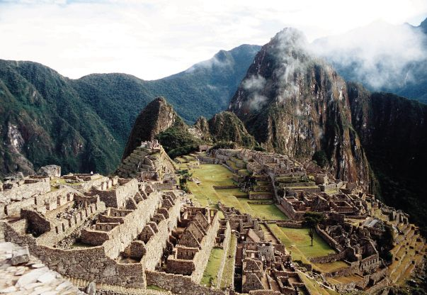 Explore redspokes' Peru & Bolivia  Bicycle Tour