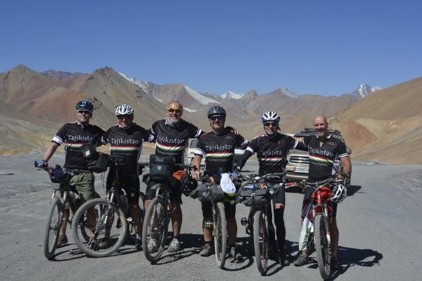 Explore redspokes' Tajikistan to Kyrgyzstan   Bicycle Tour