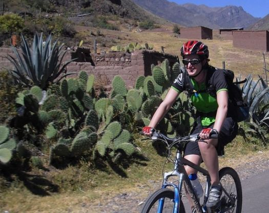 Cycle Peru on the Peru Custom Tour cycling tour