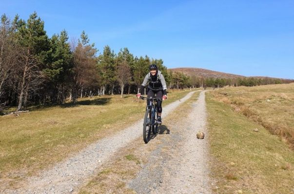 Explore redspokes' Mountains, Lochs and Glens Bicycle Tour