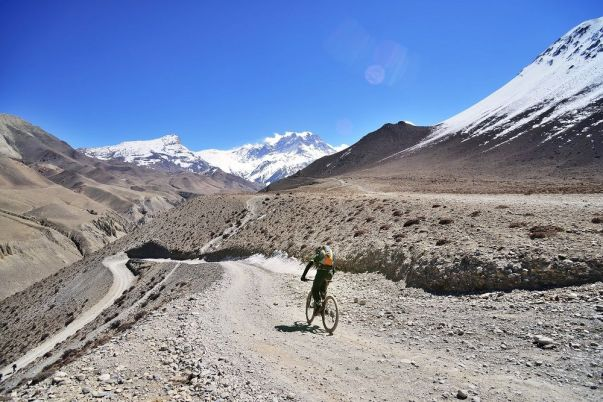 Explore redspokes' Nepal Bicycle Tour