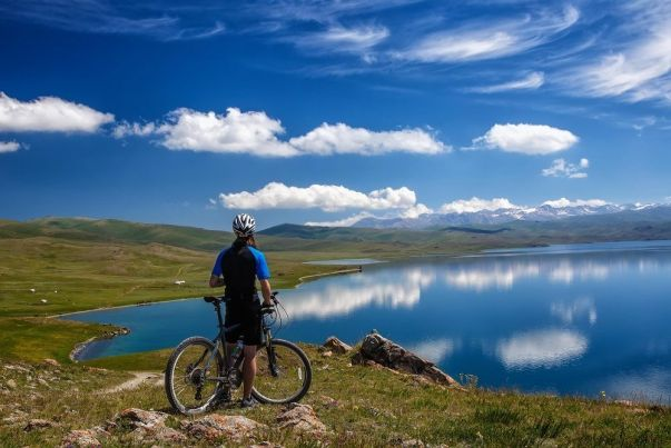 Explore redspokes' Kyrgyzstan - The Shepherd's Way Bicycle Tour