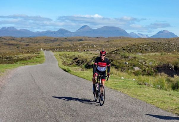 Explore redspokes' Highland Fling  Bicycle Tour
