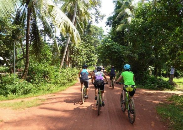 Explore redspokes' Cambodia Bicycle Tour